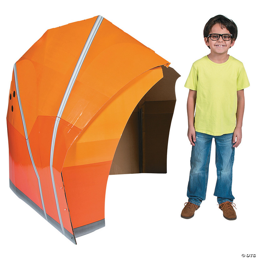 Mountain Tent Cardboard Stand-Up Audio Thumbnail