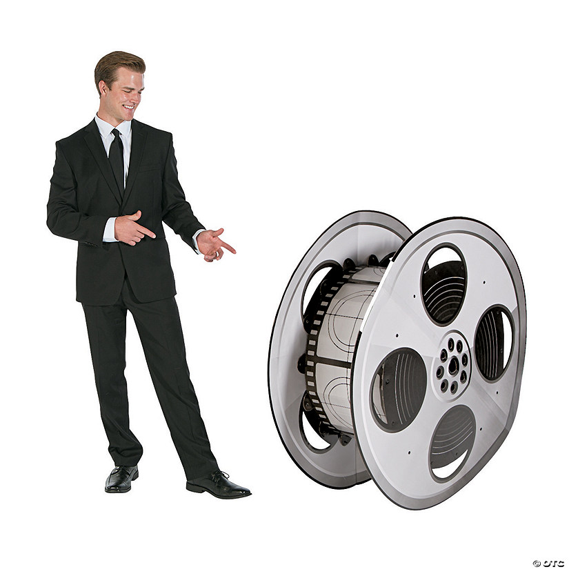 Movie Night Film Reel Stand-Up Audio Thumbnail