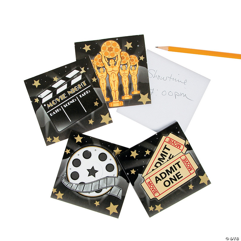 Movie Night Notepads Audio Thumbnail