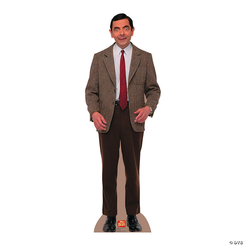 Mr. Bean Cardboard Stand-Up Image Thumbnail