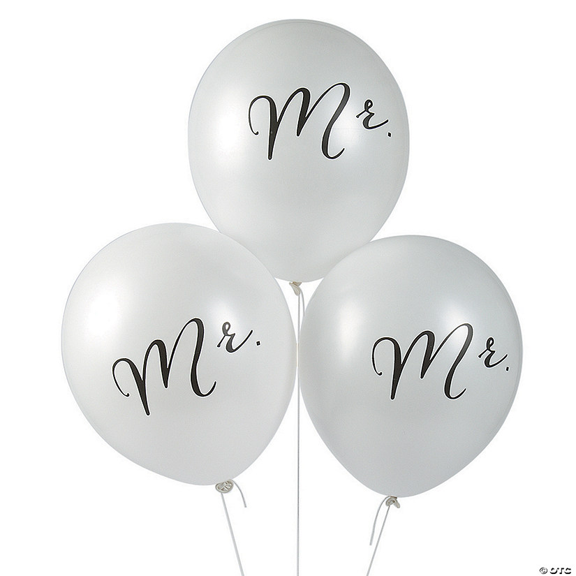 "Mr. 11"" Latex Balloons Audio Thumbnail"