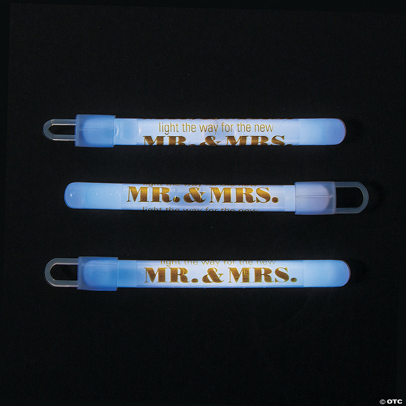 Mr. & Mrs. Glow Sticks  Audio Thumbnail