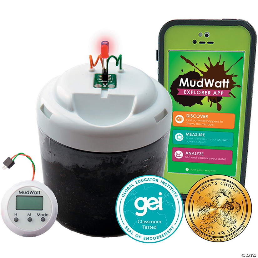 MudWatt Science Kit