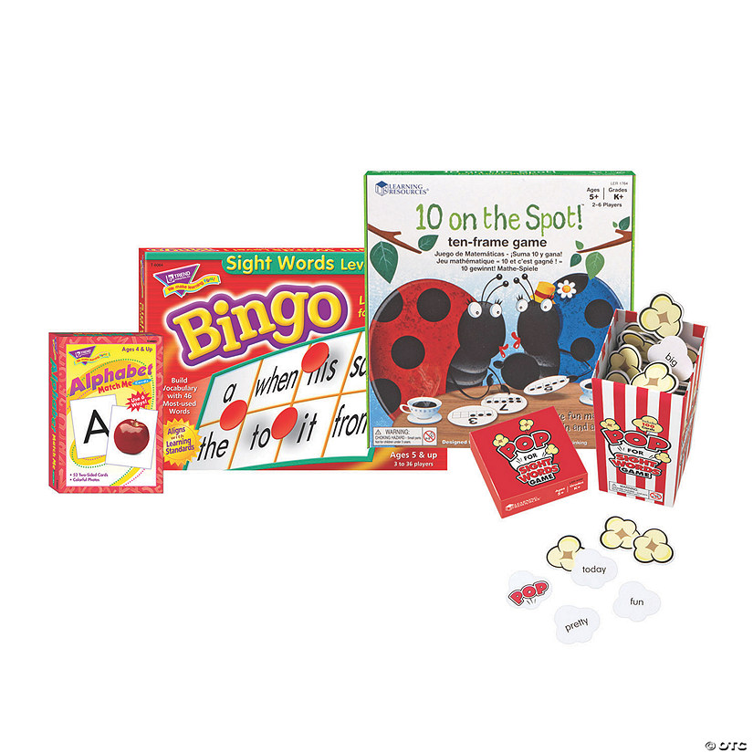 Multi-Brand Education Kit 3, Grades K+