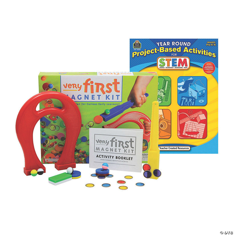 Multi-Brand STEM Kit 1, Grades 3-8 Image Thumbnail