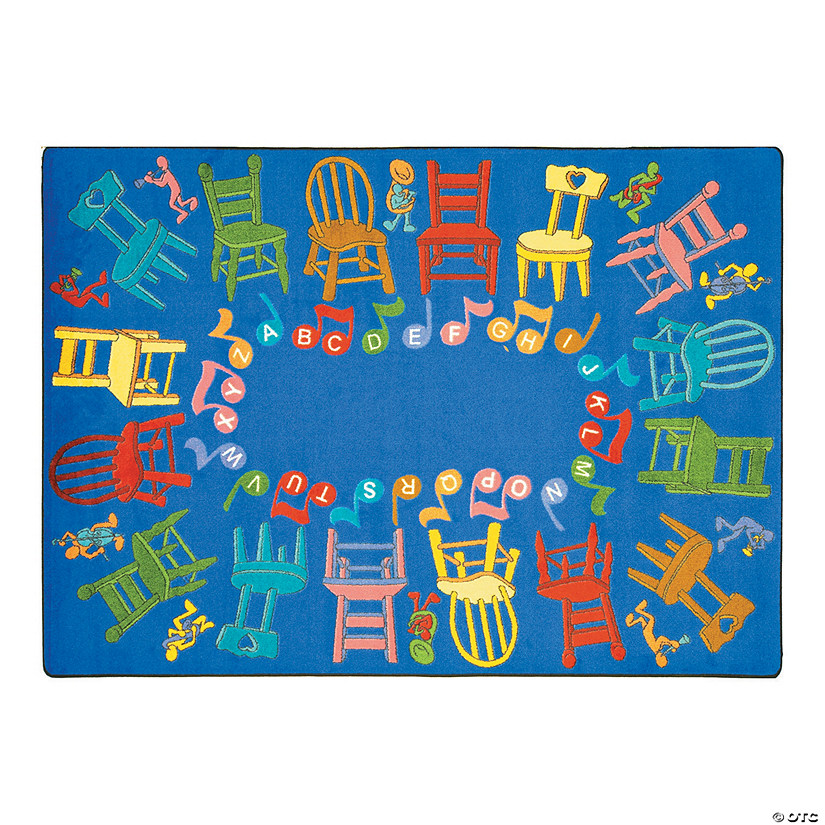 Musical Chairs® Classroom Rug