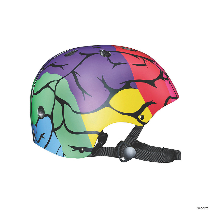 My Brain Hat-ter Helmet (S) Audio Thumbnail