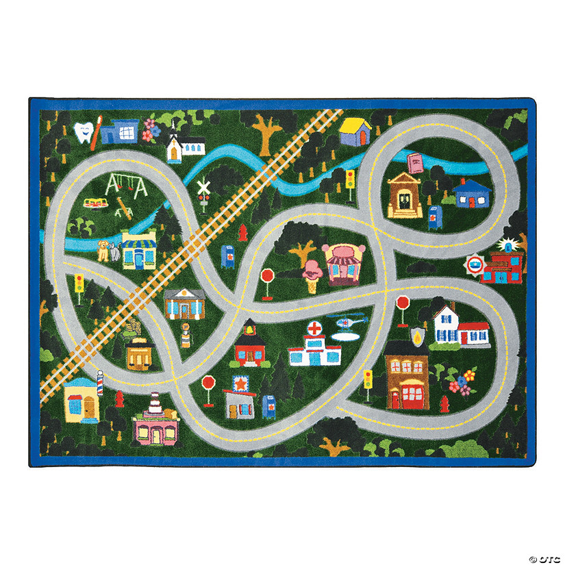 My Community Helpers® Classroom Rug
