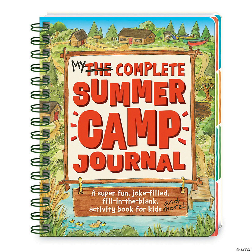 My Complete Summer Camp Journal Audio Thumbnail
