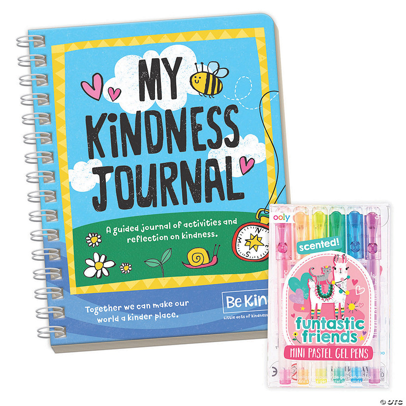 My Kindness Journal with FREE Gel Pens Image Thumbnail