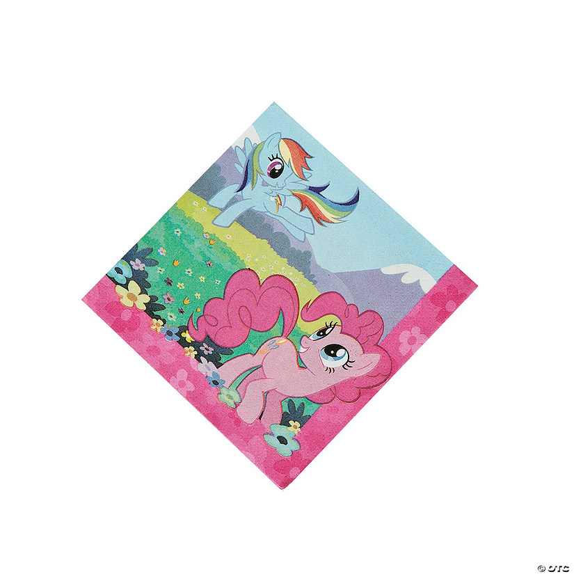 My Little Pony™ Friendship Is Magic Beverage Napkins Audio Thumbnail