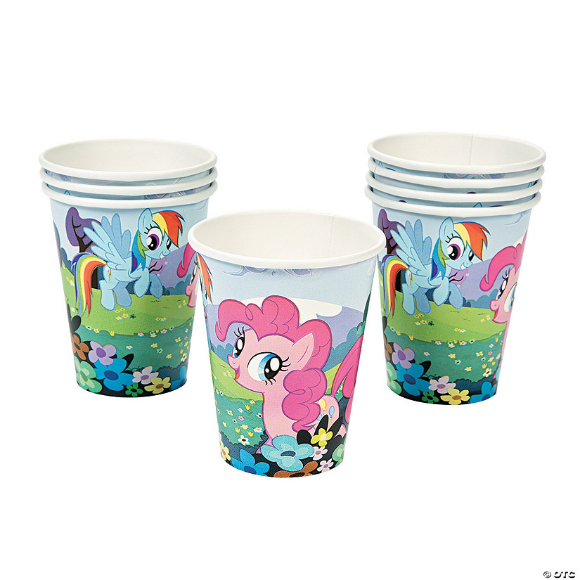 My Little Pony™ Friendship Is Magic Paper Cups Audio Thumbnail