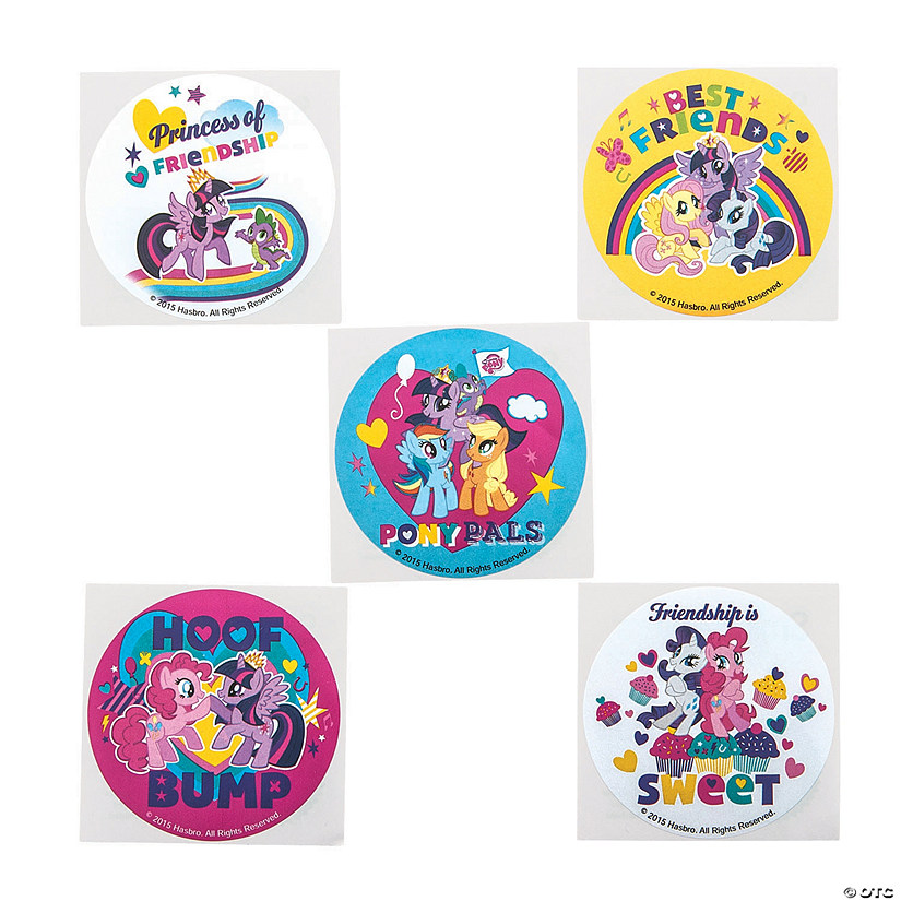 My Little Pony<sup>&#174;</sup> Pals Stickers Audio Thumbnail