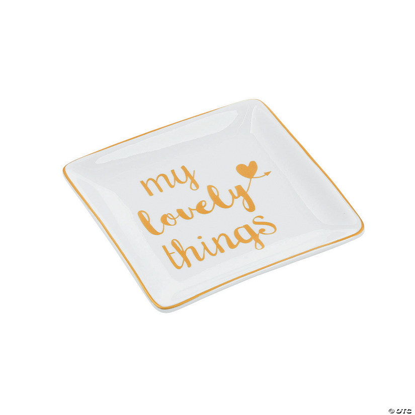 My Lovely Things Jewelry Dish
