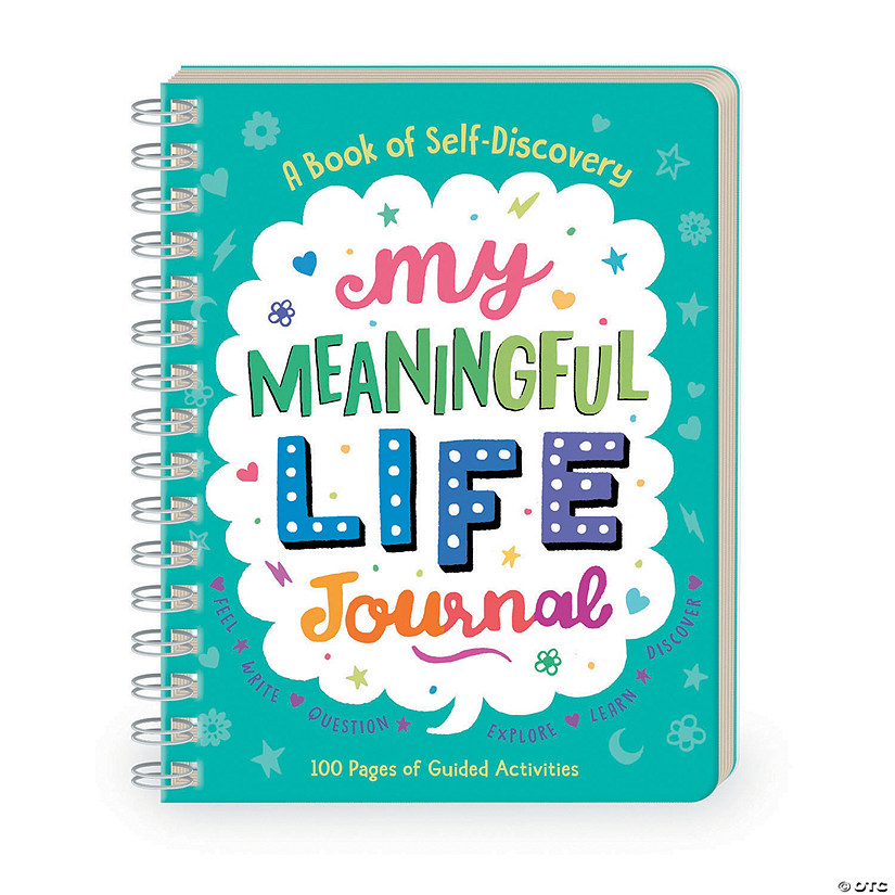 My Meaningful Life Journal Image Thumbnail