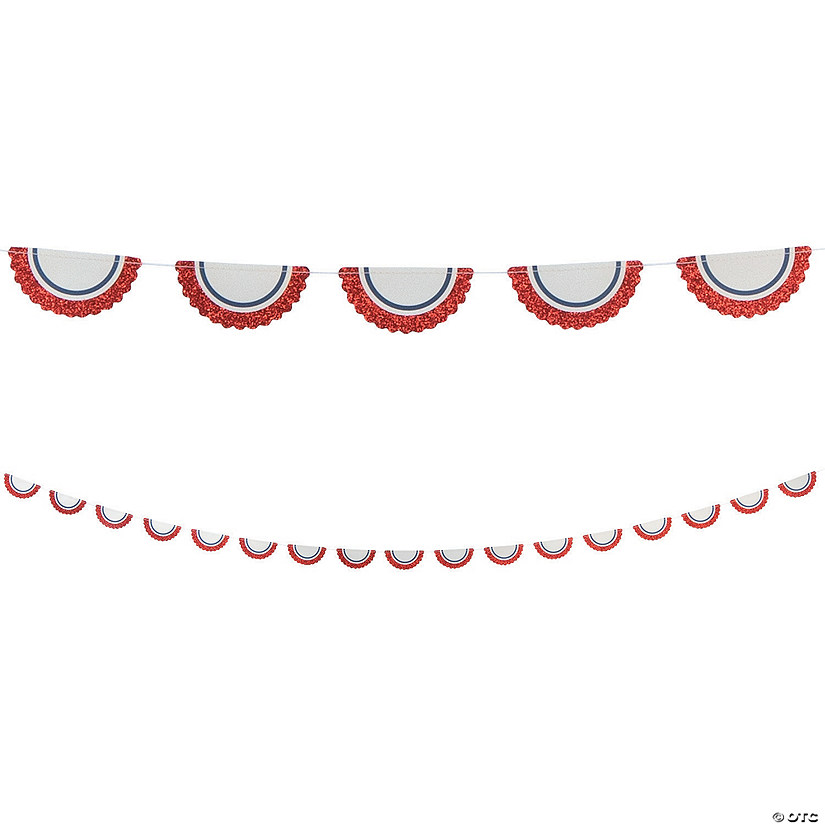 My Mind&#8217;s Eye<sup>&#8482;</sup> Patriotic Bunting Banner Audio Thumbnail