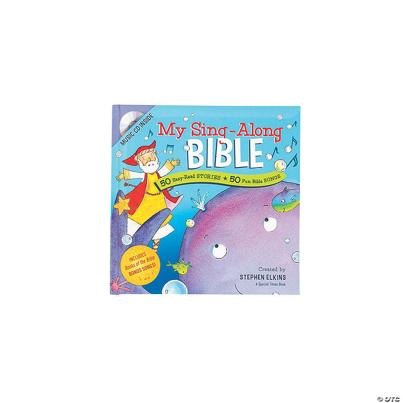 My Sing-Along Bible & CD