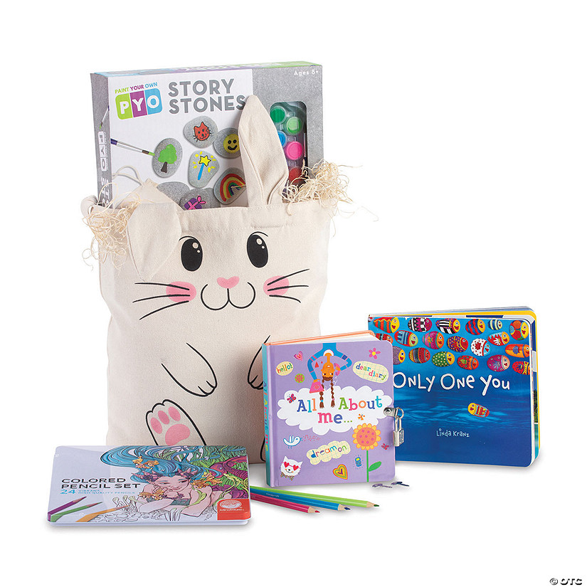 My Story Easter Basket: Ages 8+ Image Thumbnail