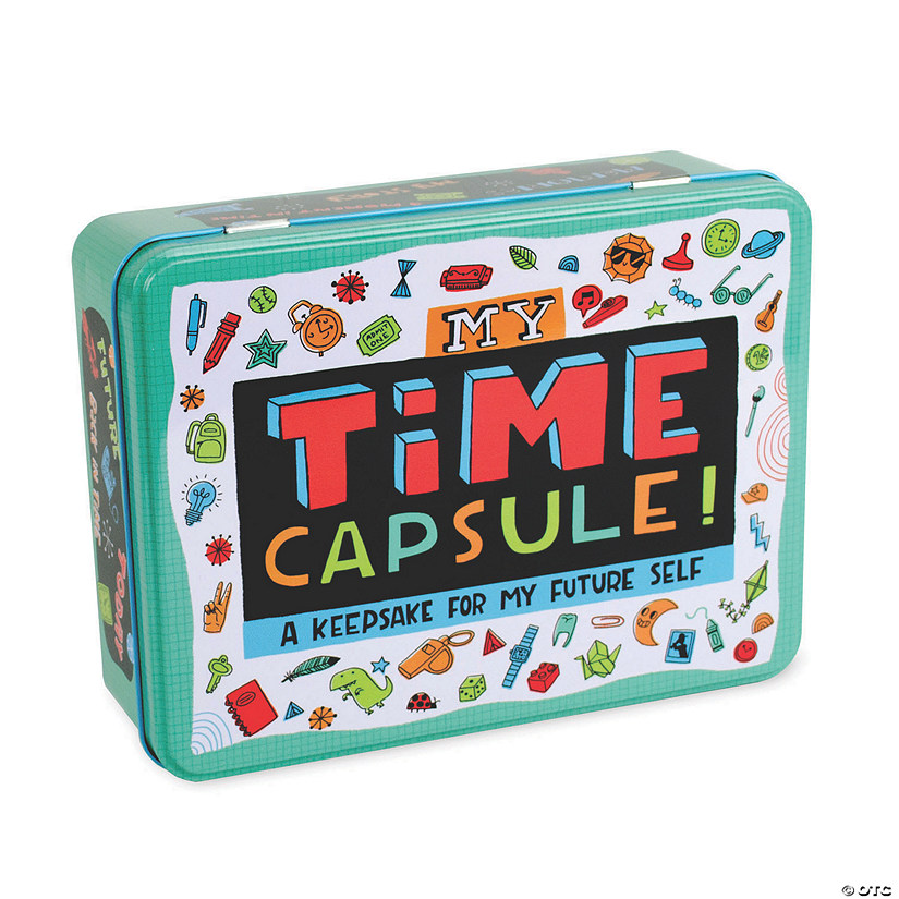 My Time Capsule Audio Thumbnail