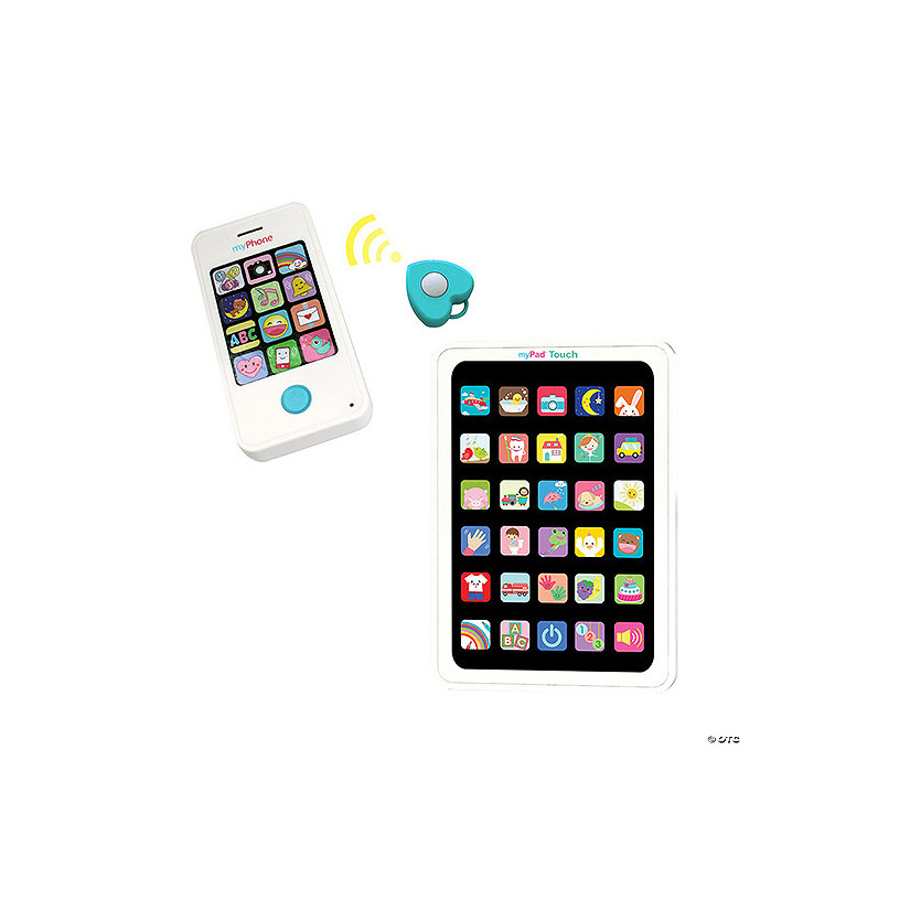 myPad Touch and myPhone: set of 2 Audio Thumbnail