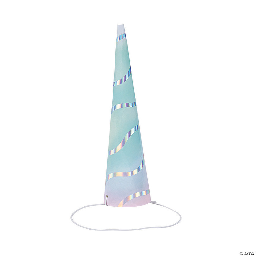 Narwhal Cone Party Hats Audio Thumbnail
