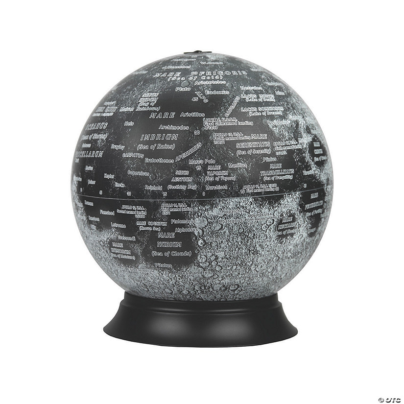 National Geographic Moon Globe Audio Thumbnail