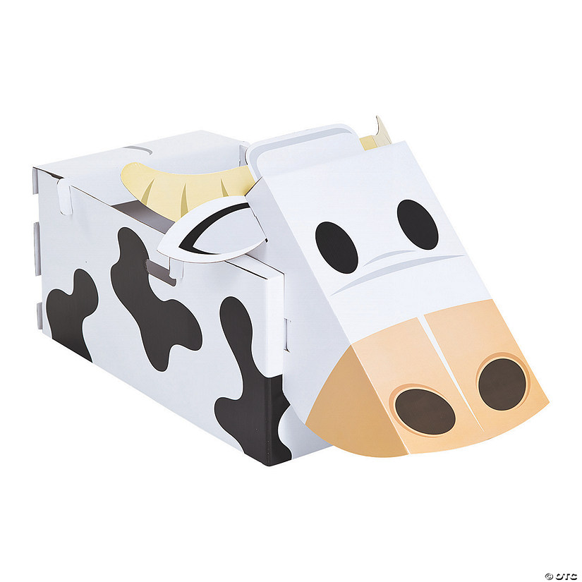 Nativity Cow Paper Box Costume Audio Thumbnail