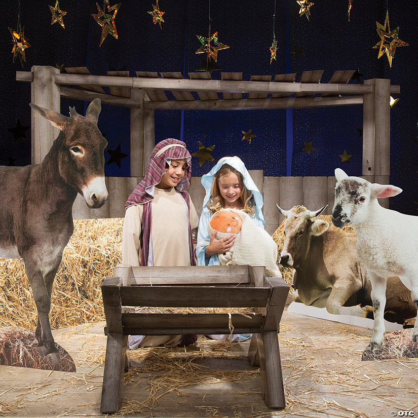 Nativity Décor Kit Audio Thumbnail