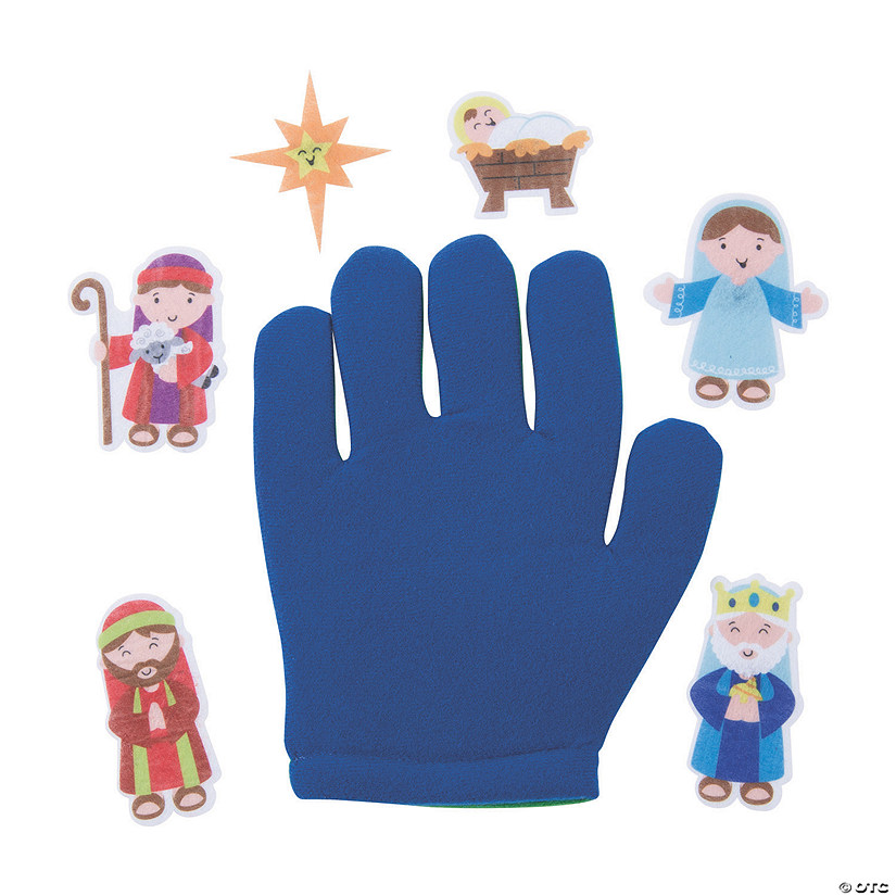 Nativity Storytelling Glove Kit