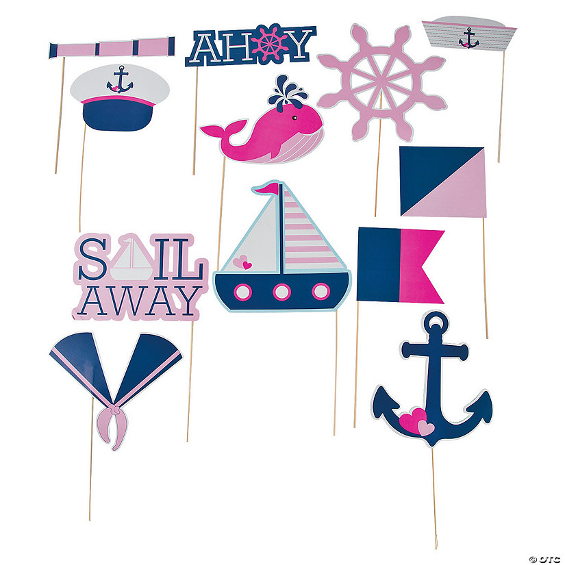 Nautical Photo Stick Props