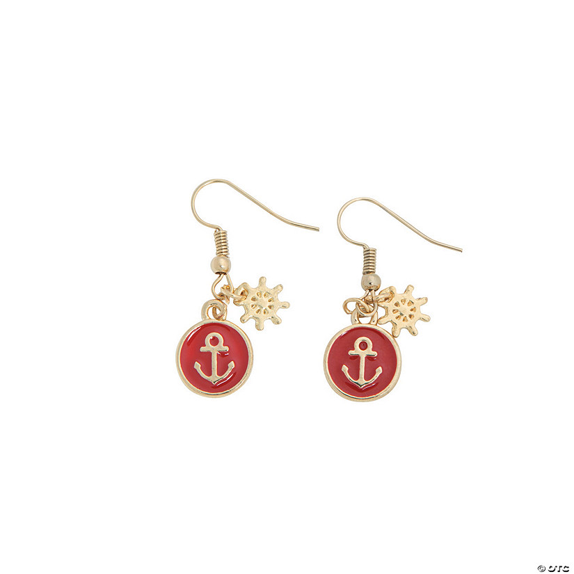 Nautical Sailor Earrings Craft Kit