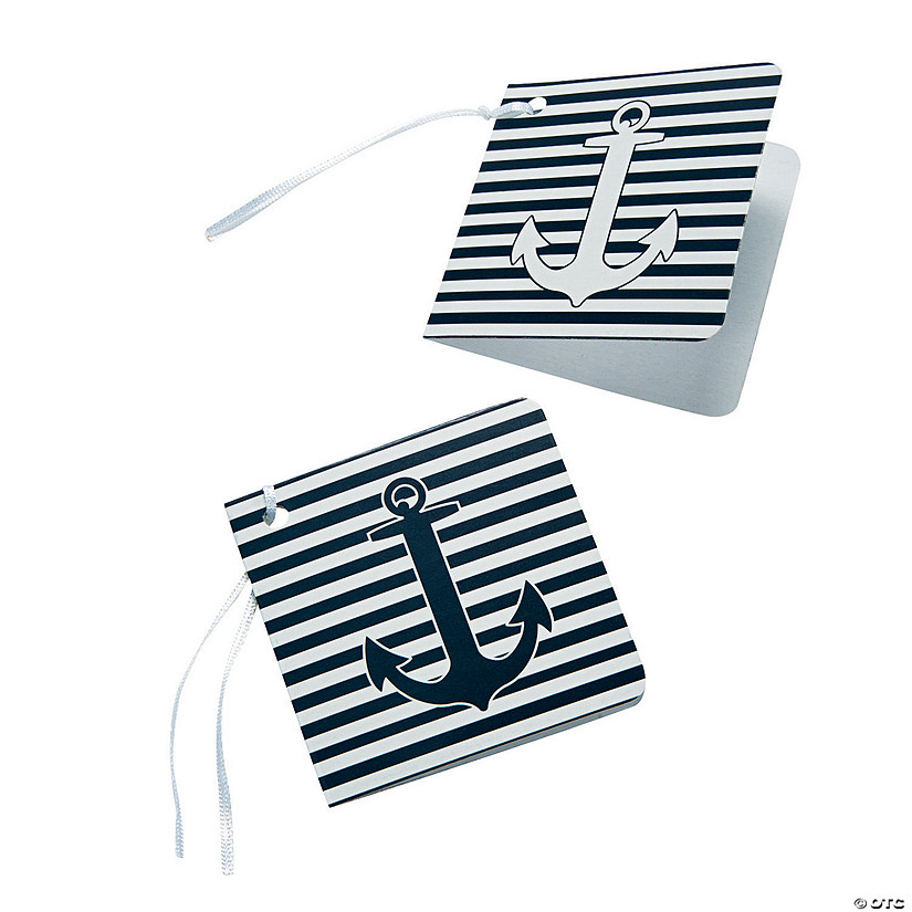 Nautical Wedding Gift Tags