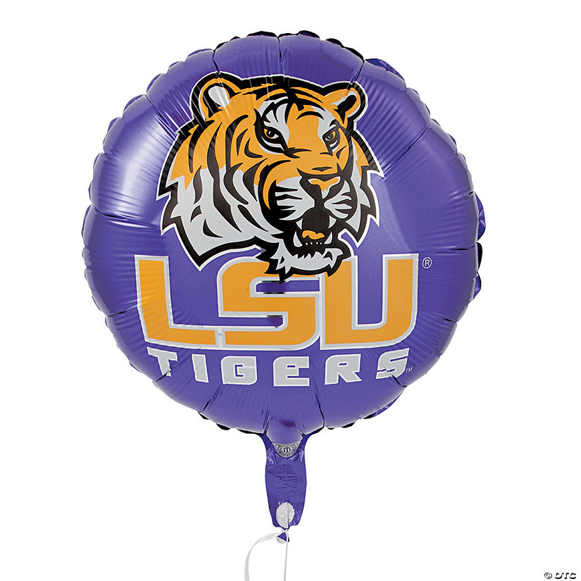 Ncaa Lsu Mylar Balloon Discontinued