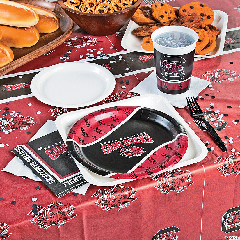 South Carolina Gamecocks Party Supplies | Oriental Trading Company