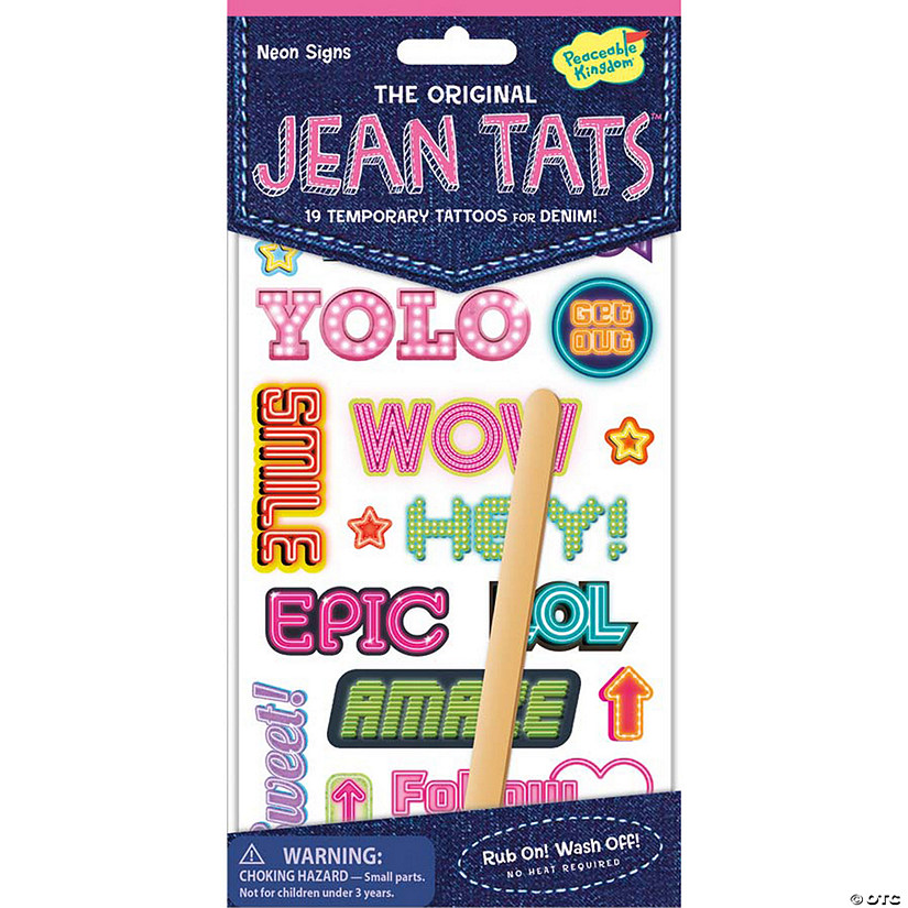 Neon Signs Jean Tats Pack Audio Thumbnail
