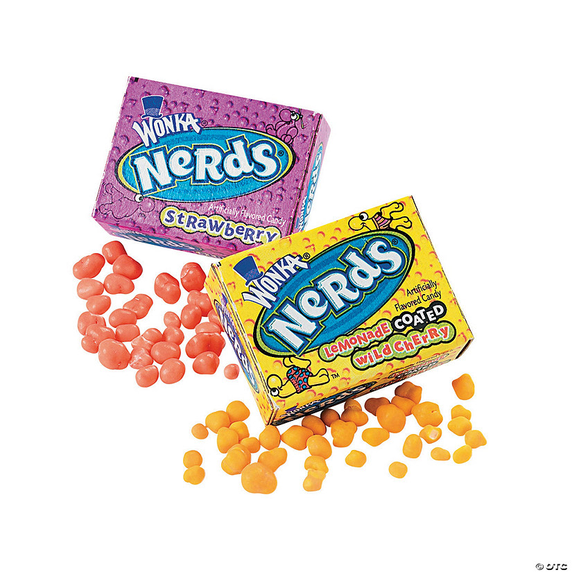 Nerds<sup>&#174;</sup> Candy Assortment Image Thumbnail
