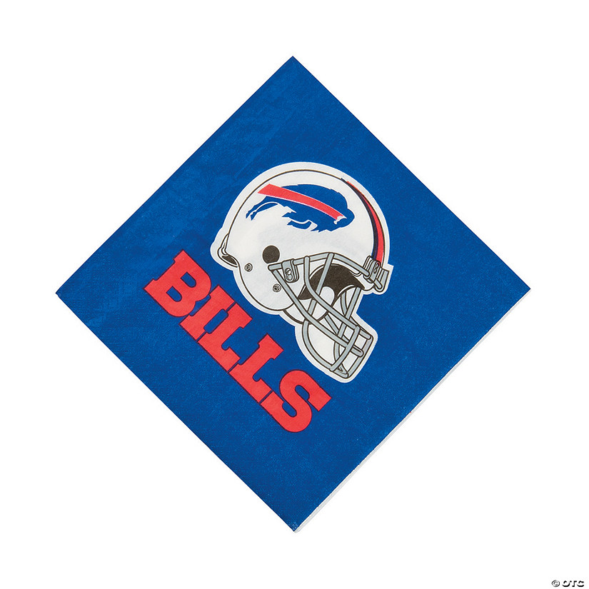 NFL® Buffalo Bills™ Luncheon Napkins Image Thumbnail
