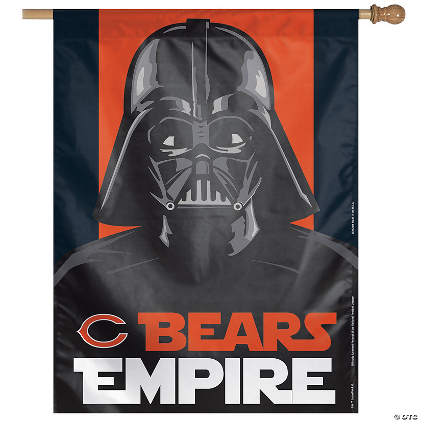 NFL® Chicago Bears™ Star Wars™ Pennant Banner Audio Thumbnail