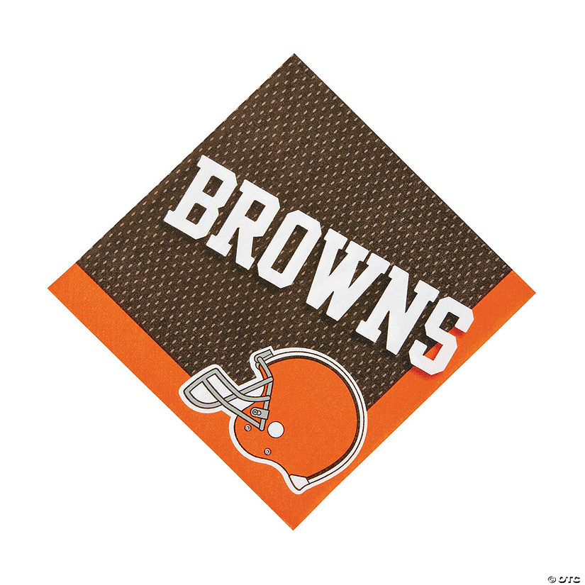 NFL® Cleveland Browns™ Luncheon Napkins