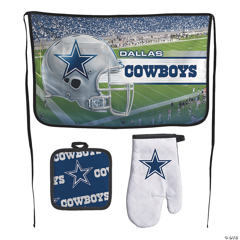NFL® Dallas Cowboys™ Kitchen Set Audio Thumbnail