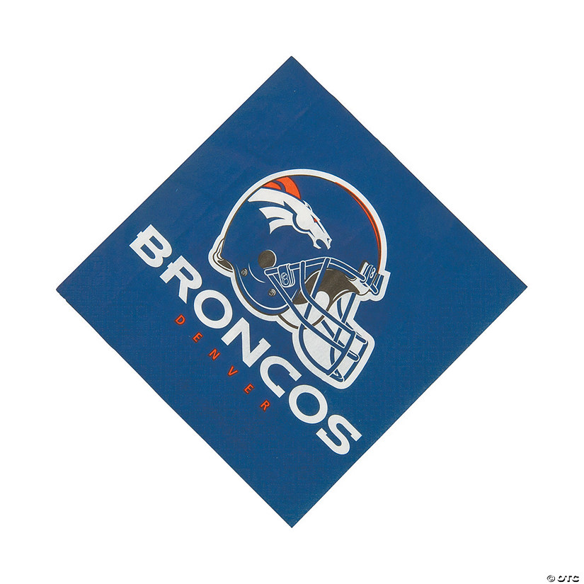 NFL® Denver Broncos™ Luncheon Napkins Audio Thumbnail