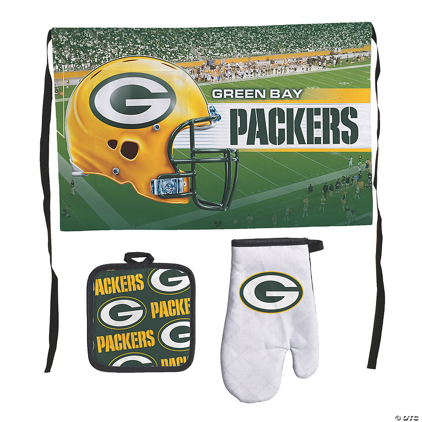 NFL® Green Bay Packers™ Kitchen Set Audio Thumbnail