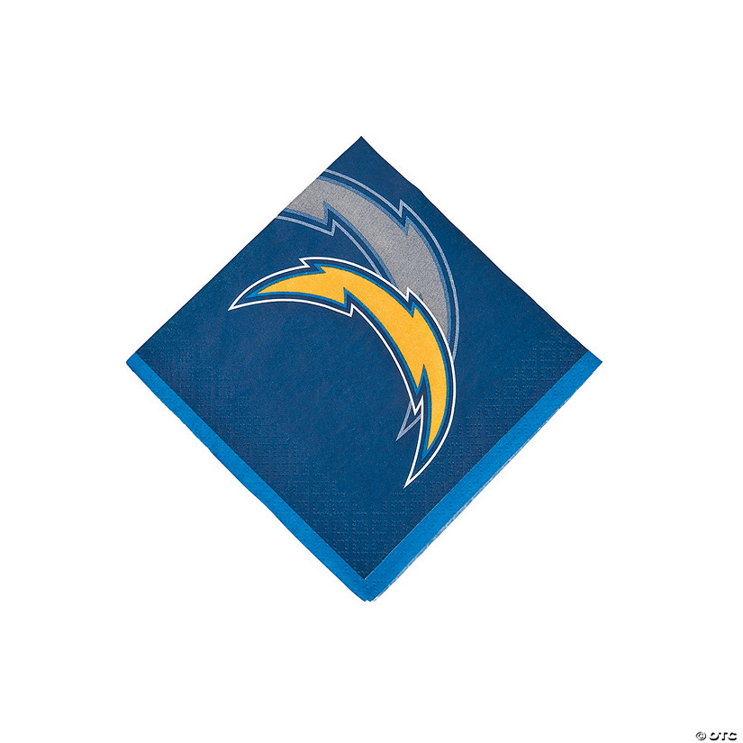NFL® Los Angeles Chargers™ Beverage Napkins
