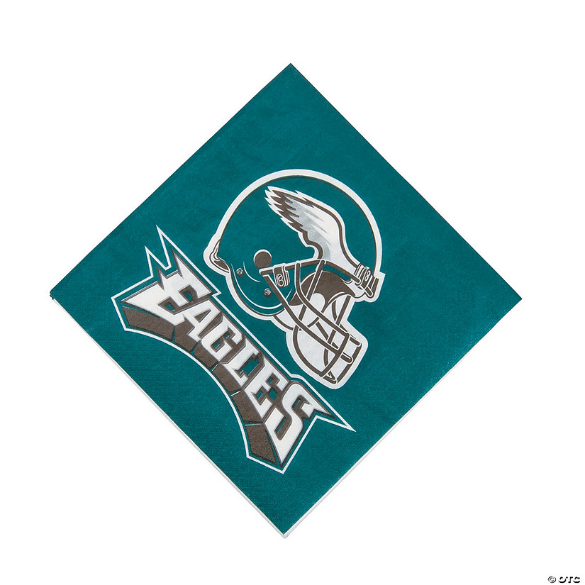 NFL® Philadelphia Eagles™ Luncheon Napkins Audio Thumbnail