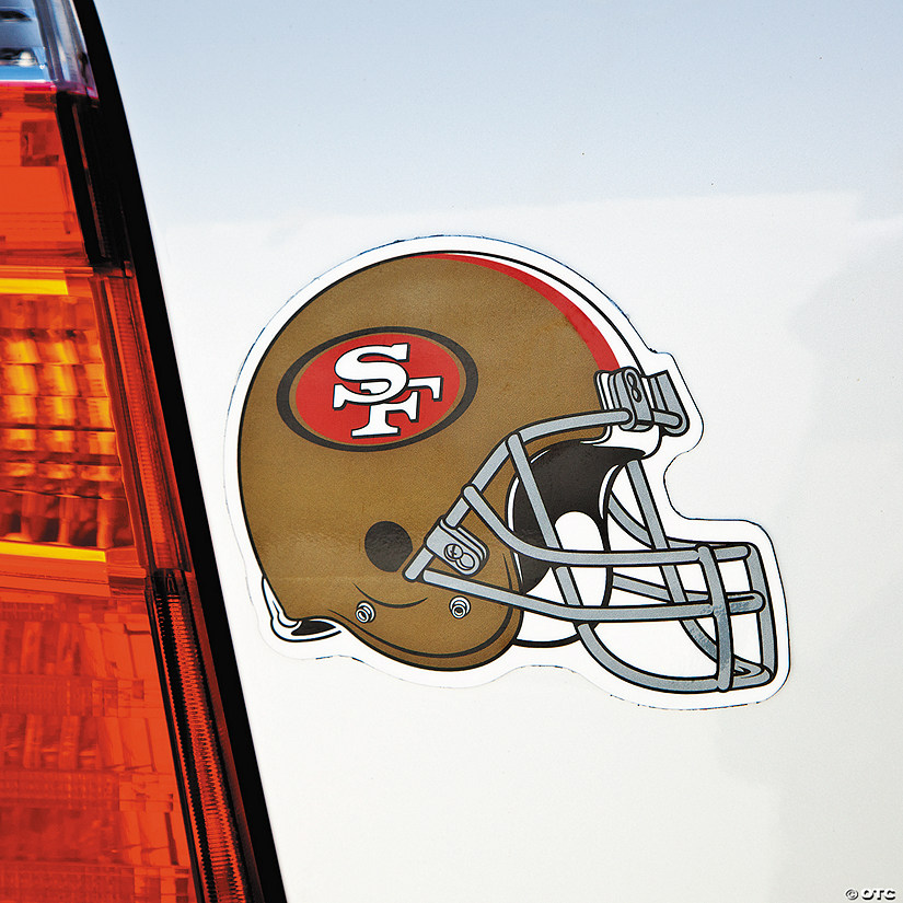 63ce74be2be NFL® San Francisco 49ers™ Car Magnet - Discontinued