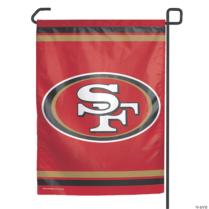 NFL® San Francisco 49ers™ Yard Flag