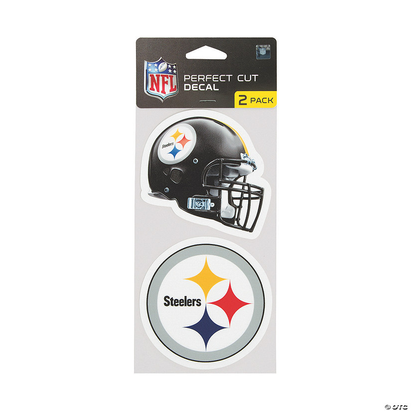 NFL<sup>&#174;</sup> Pittsburgh Steelers<sup>&#8482;</sup> Perfect Decals Image Thumbnail