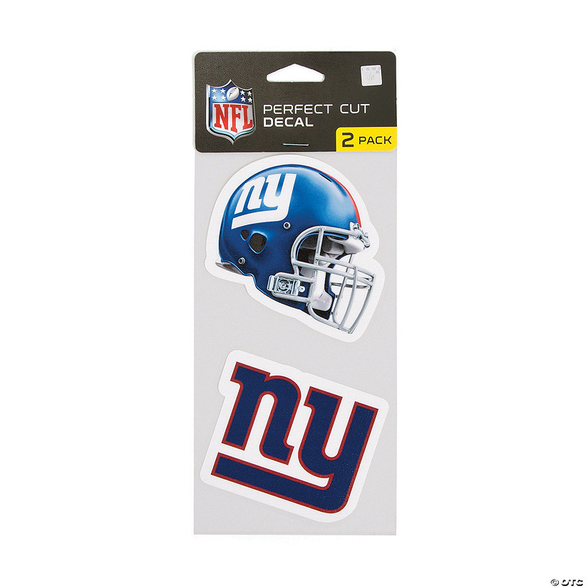 NFL<sup>®</sup> New York Giants<sup>™</sup> Perfect Decals