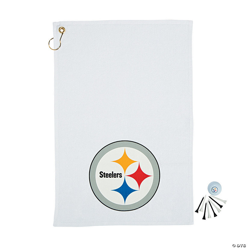 NFL<sup>®</sup> Pittsburgh Steelers<sup>™</sup> Pro Team Golf Pack