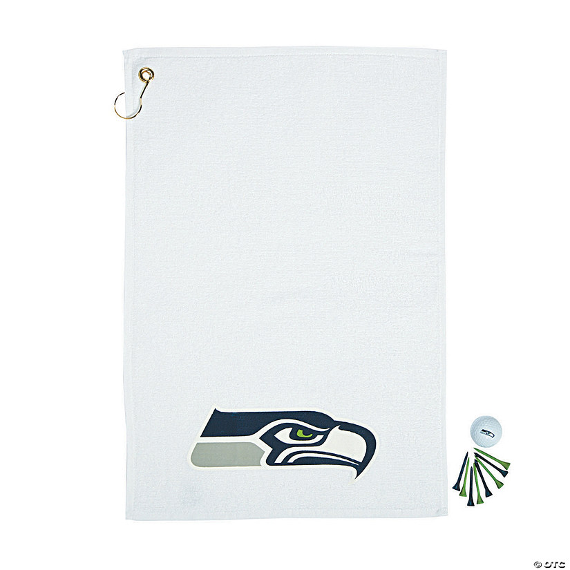 NFL<sup>®</sup> Seattle Seahawks<sup>™</sup> Pro Team Golf Pack